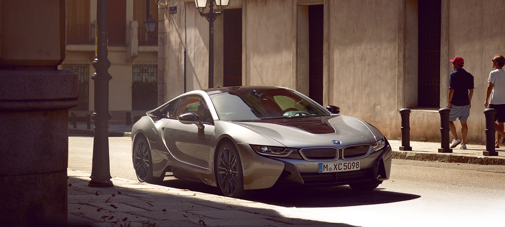 Bmw I8 Coupe A Nova Geracao Do Hibrido Plug In