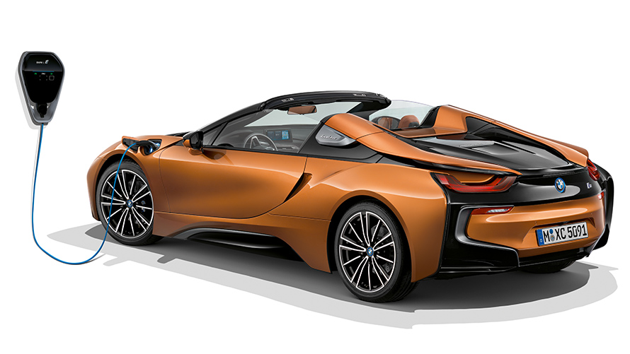 Bmw I8 Roadster A Nova Versao Do Hibrido Plug In